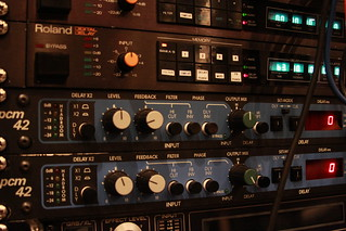 Outboard gear at the Westlake Studios | by Brian A Petersen