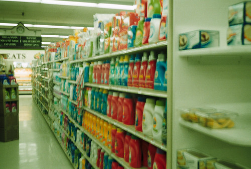 grocery shelves | by David 23