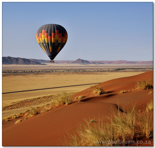 Balloon Namibia | by Panorama Paul