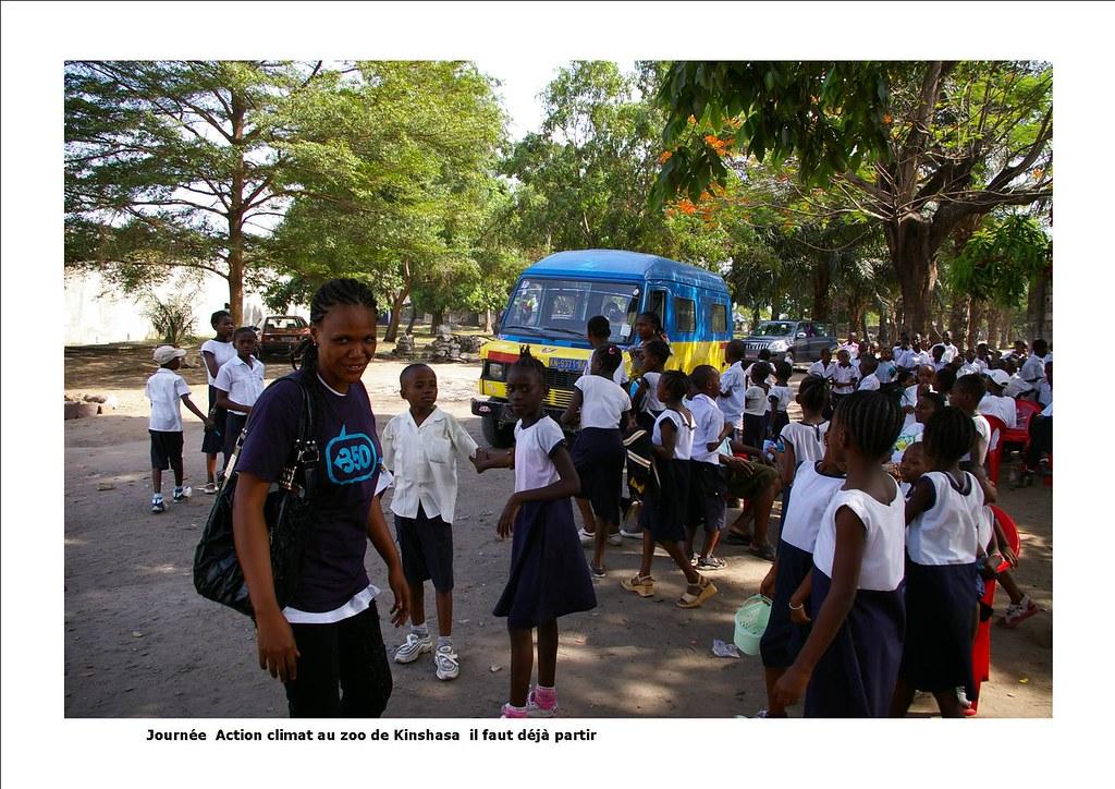 Activit kinshasa congo rdc les ballons cordialement for Jardin zoologique kinshasa