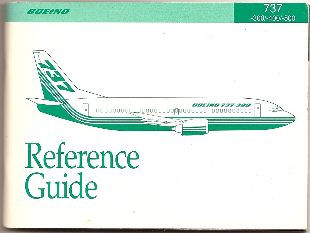 boeing 737 300 400 500 reference guide here s a boeing re flickr rh flickr com boeing 747 glidescope video boeing 737 fmc guide