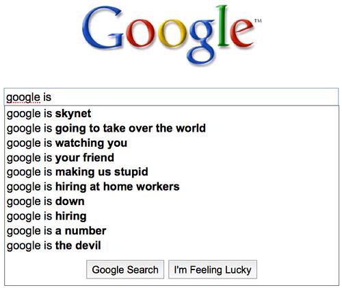 Le SEO, Google et compagnie…