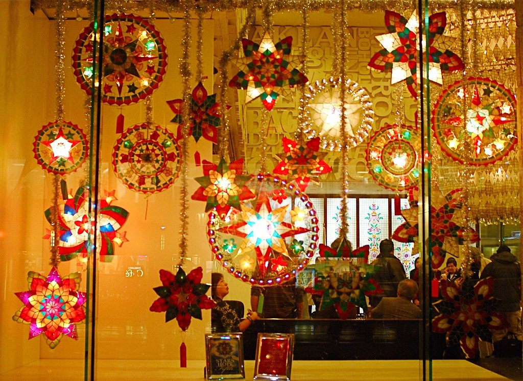 Philippines Christmas Decorations Pictures