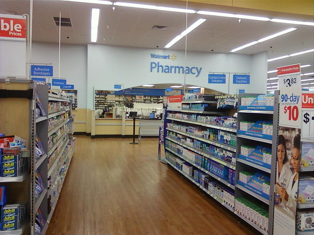 Wal Mart Council Bluffs Iowa Pharmacy It S Weird