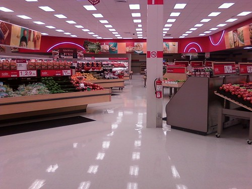 "Super Target - ""L"" Street - Omaha, Nebraska - Grocery (Pro ... Super Target Bakery"