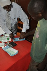 Burundi identity cards | by United Nations Development Programme