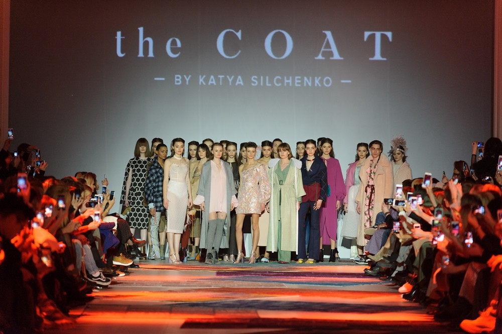 the COAT by Katya Silchenko FW 2017/18