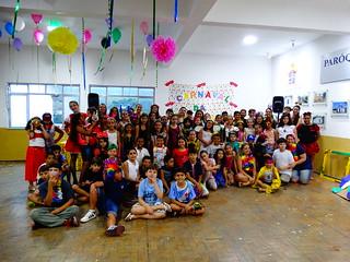 25 02 2017 Carnaval Catequese São José