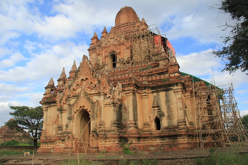 North Guni temple, Bagan