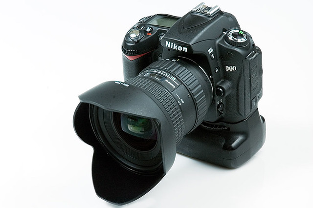 Nikon D90 With Tokina 11 16 F2 8 In My Last Trip To