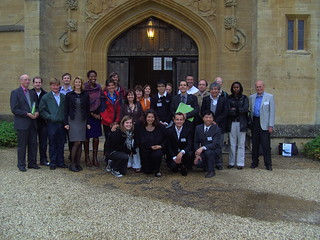 Oxford University 4th Annual Conference- some of the participants | by greener2