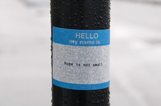 Hello my name is | by vandalog