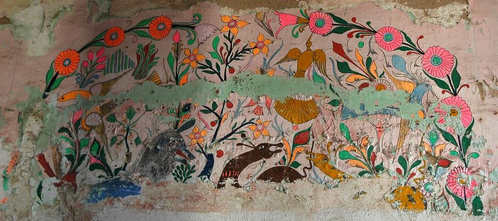 Folk Art Paint Has Clumps