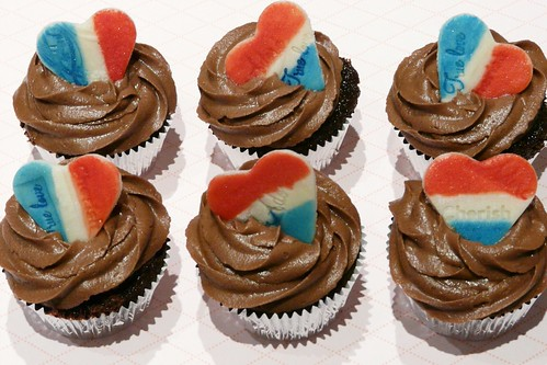 Recette Cup Cakes Baby Shower