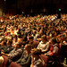 Big Audience for Vandana Shiva