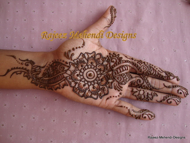Mehndi Hand Patterns Diwali : Arabic for diwali the most requested henna design from my u flickr
