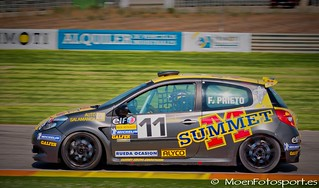 Clio Cup Cheste '09 | by MoenPhoto©