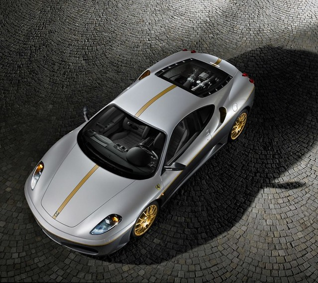 Cenário 3d Ferrari F430 Modelo 3d: 2009 Ferrari F430 960x854
