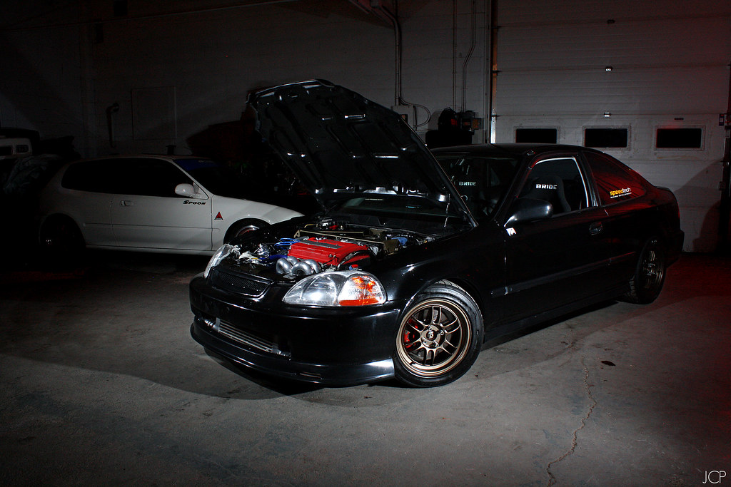 Turbo B20 Vtec Honda Civic | Teaser pic. More to come. | Flickr
