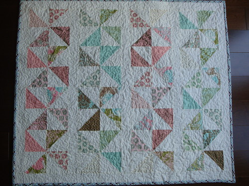 My first quilt! | by tingtongandthings