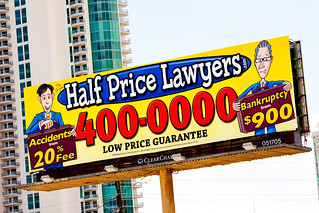 The Original Half Price Lawyers | by Thomas Hawk