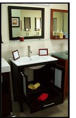 Asti 30 Espresso Ceramic Bathroom Vanity Set Priele Italia Flickr