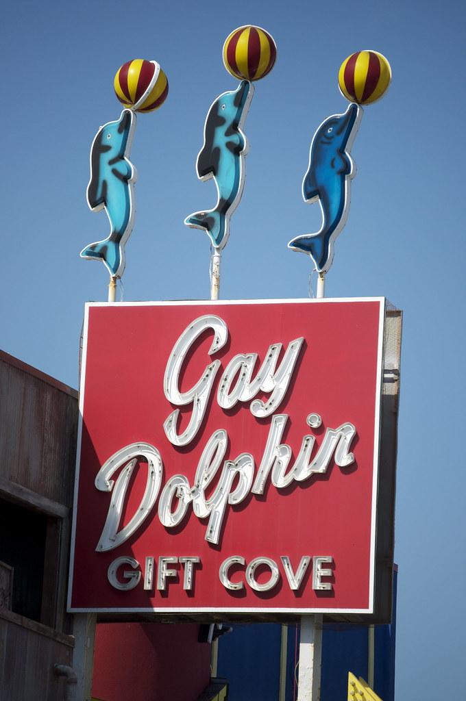 Gay Dolphin Myrtle Beach Egyptian