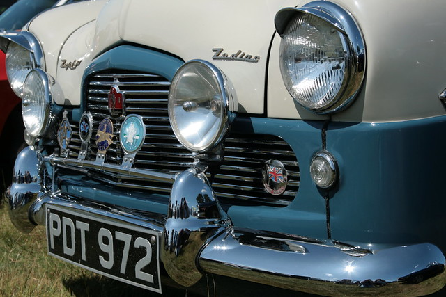 Melford Hall Classic Cars