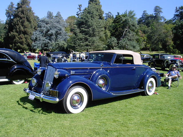 Photo for 1937 packard 3 window coupe
