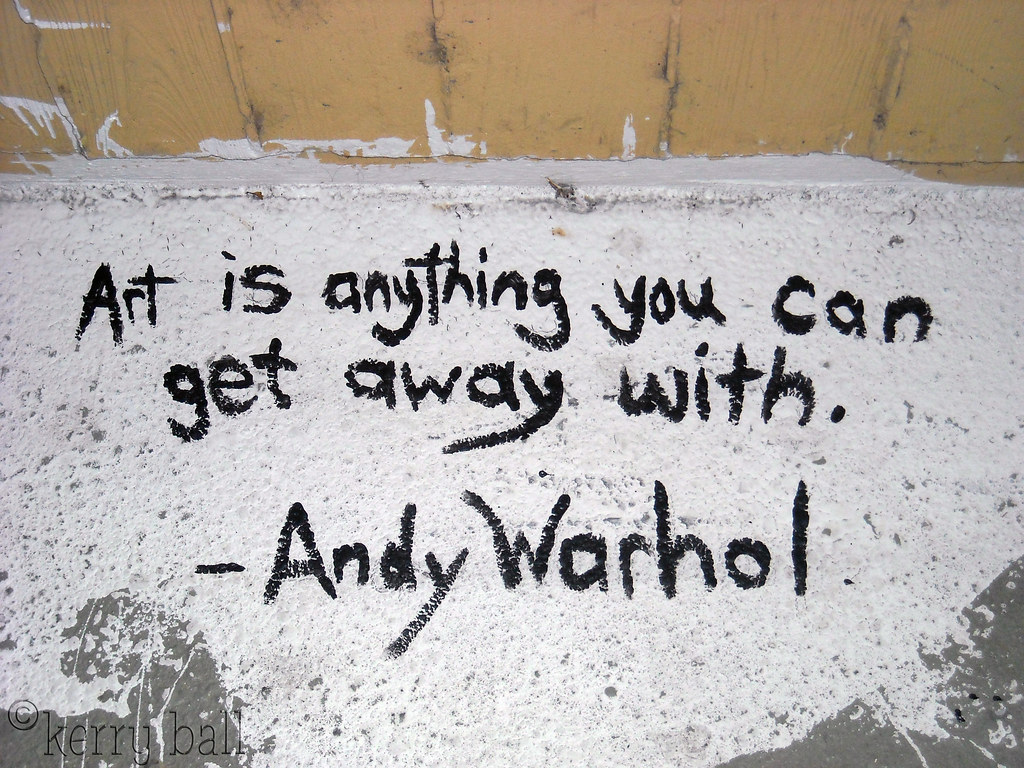 how to get away with graffiti
