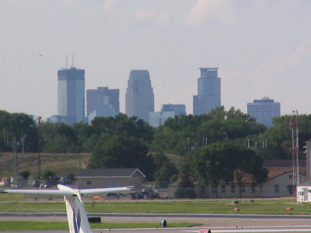 Minneapolis Mn Downtown Ids Tower Downtown Minneapolis