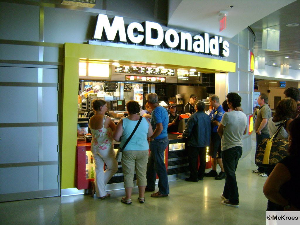 case analysis mcdonalds cohesion case