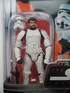 George Lucas (in Stormtrooper Disguise) | by nickstone333