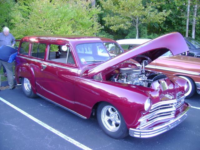Faith Chruch Classic Car Show