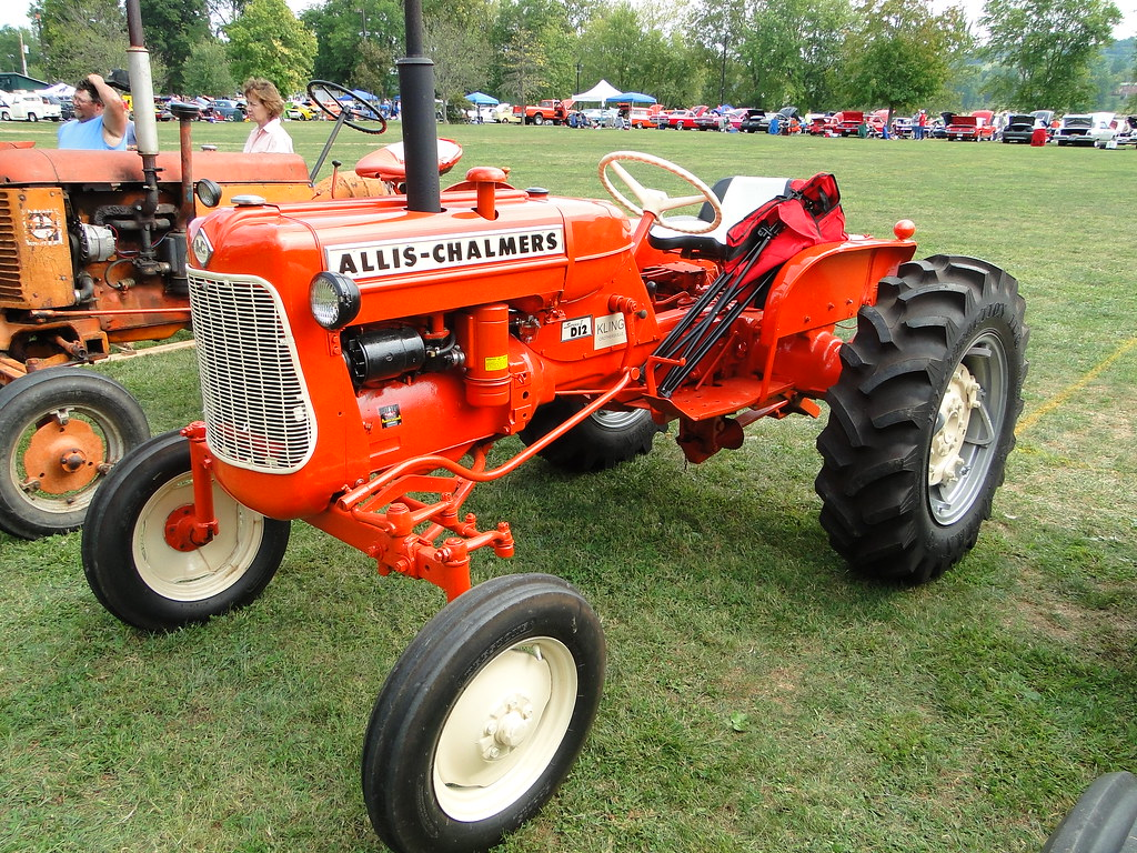 Allis Chalmers Series Ii D12 Allis Chalmers Started Out