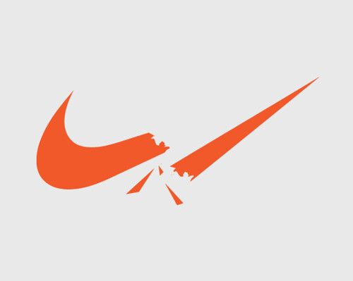 NIKE logo restyling for Brand Murder contest | by albyantoniazzi