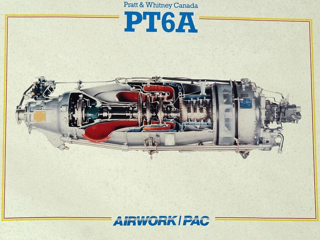 pratt pt6a turbojet engine diagram mdlphotoz flickr