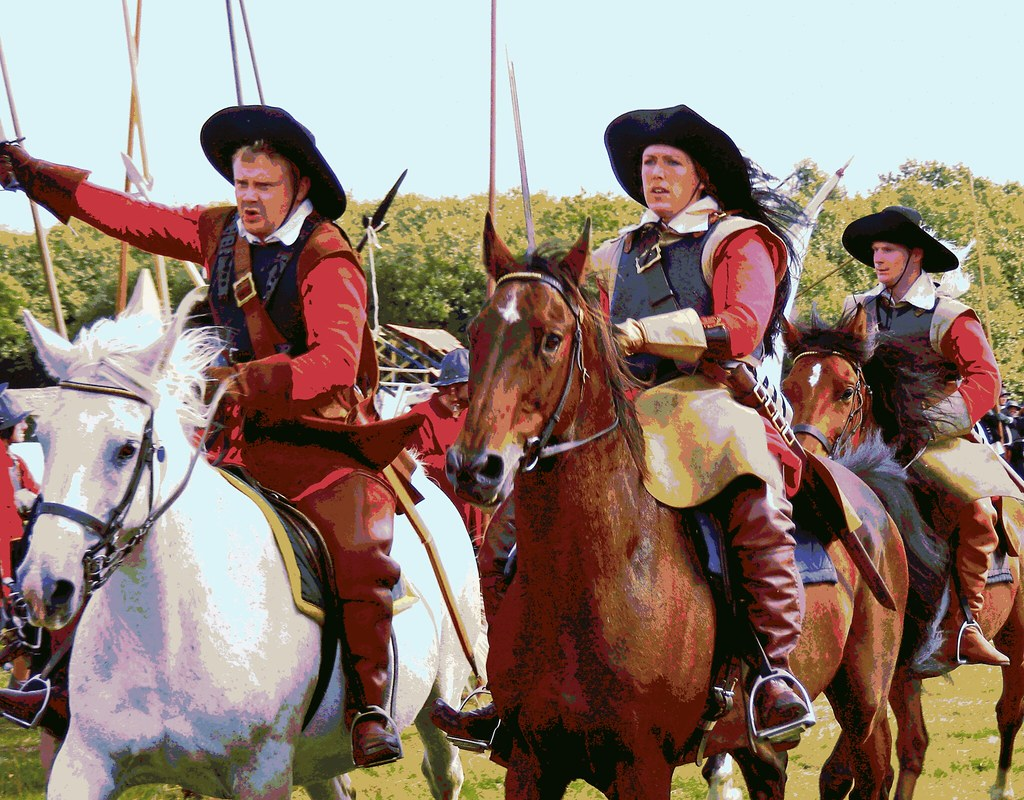 Cavaliers | English Civil War cavaliers | picqero | Flickr