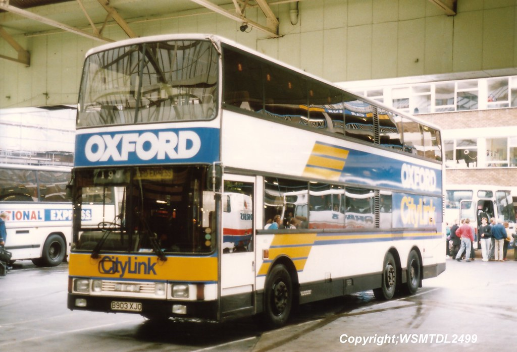 City of oxford motor services ltd flickr for Quality motors independence ks