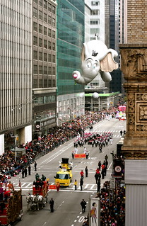 Macy's Thanksgiving Day Parade 2009 | by karmakazesal