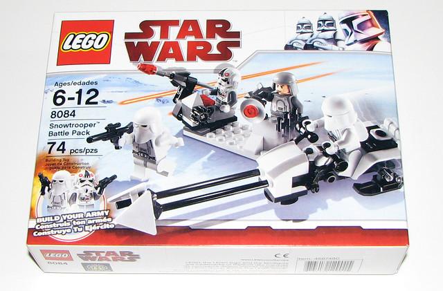 lego star wars 8084 snowtrooper battle pack | flickr