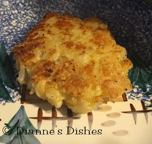 Cheesy Potato Cake | by Dianne's Dishes