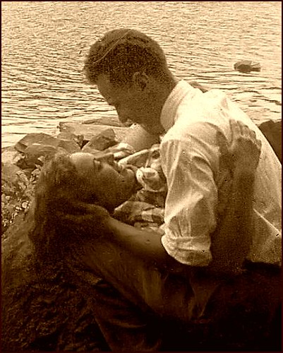 Romance by the Lake ca 1935 | by Brooklyn Bridge Baby