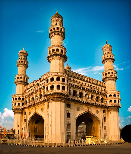 Charminar face of hyderabad cishore flickr for Architecture interior design hyderabad telangana