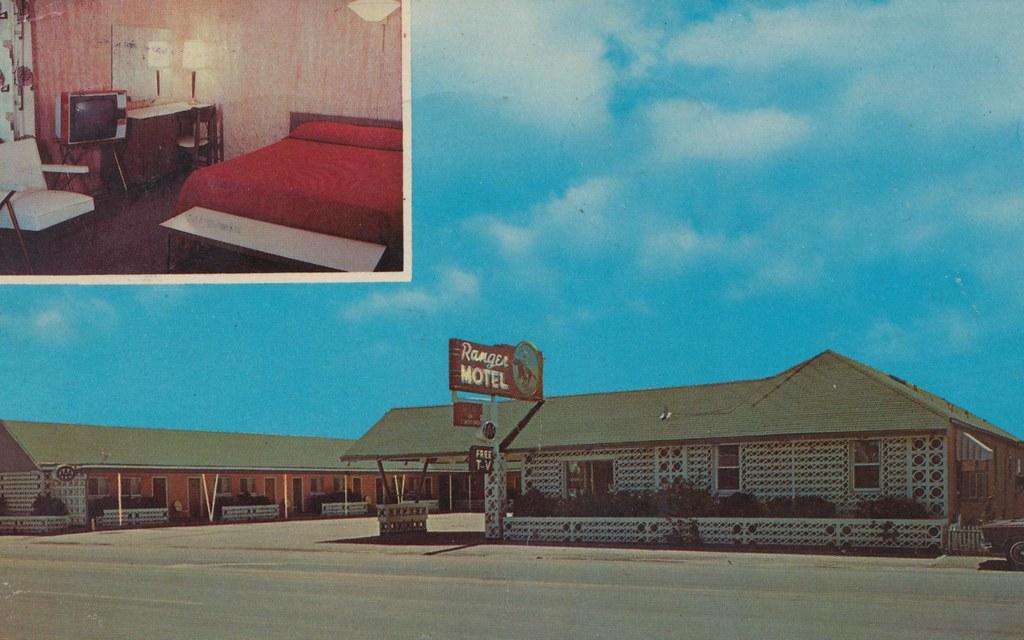 Ranger Motel - Cheyenne, Wyoming