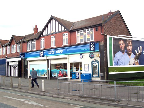 HARDY LANE [UNITED] (349-351 Barlow Moor Rd, Chorlton-Cum-Hardy, Manchester M21 7AH) {U-LS} May04 | by Co-operative Stores