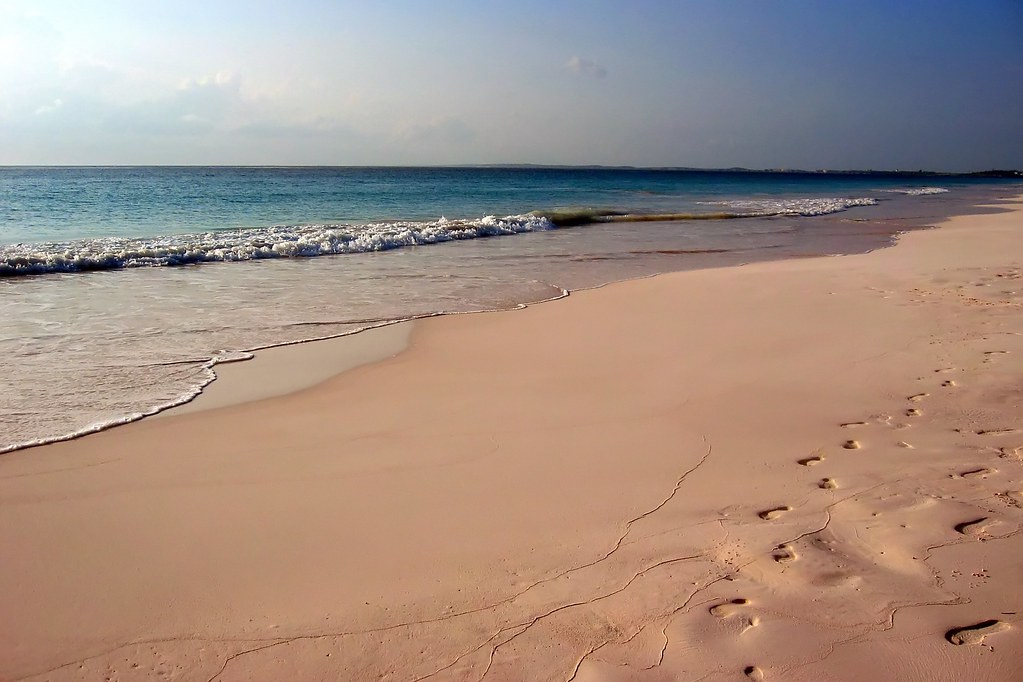 Pink Sands Beach Harbour Island Bahamas Hotels