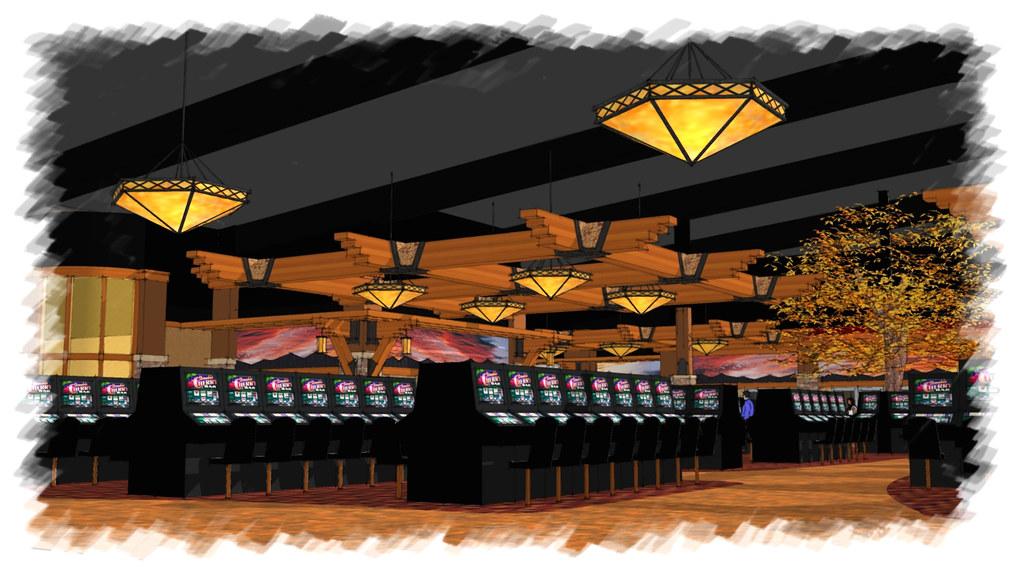 3d casino design