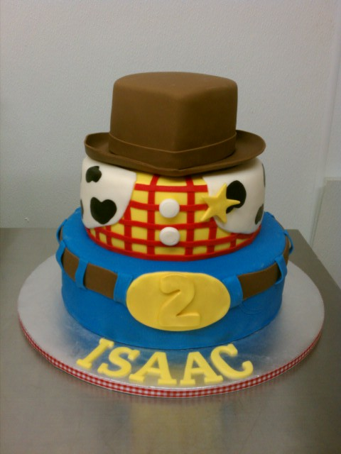 Woody Birthday Cake Pan
