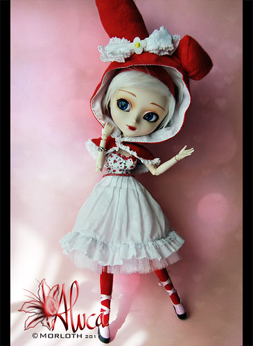 Happy Birthday Aluca!! (pullip Kirsche) | by Morloth